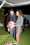 DEREK BLASBERG; DASHA ZHUKOVA , LVMH and Interview MagazineÕs dinner. Solarium at Delano. Miami Beach. 2 December 2010. -DO NOT ARCHIVE-© Copyright Photograph by Dafydd Jones. 248 Clapham Rd. London SW9 0PZ. Tel 0207 820 0771. www.dafjones.com.<br /> DEREK BLASBERG; DASHA ZHUKOVA , LVMH and Interview Magazine's dinner. Solarium at Delano. Miami Beach. 2 December 2010. -DO NOT ARCHIVE-© Copyright Photograph by Dafydd Jones. 248 Clapham Rd. London SW9 0PZ. Tel 0207 820 0771. www.dafjones.com.