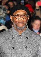 Samuel L Jackson, Django Unchained UK film premiere, Empire Cinema Leicester Square, London UK, 10 January 2013, (Photo by Richard Goldschmidt)