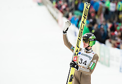 Peter Prevc of Slovenia competes during 1st Round of the Ski Flying Hill Individual Competition at Day 2 of FIS Ski Jumping World Cup Final 2018, on March 23, 2018 in Planica, Slovenia. Photo by Vid Ponikvar / Sportida
