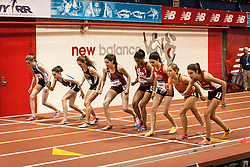 The 108th Millrose Games Track & Field: New Balance High School Girls' Mile