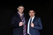 BOXEN: EC Boxing, Training, Hamburg, 07.01.2020<br /> Promoter Erol Ceylan und Michael Wallisch<br /> © Torsten Helmke