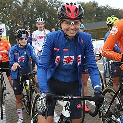 08-11-2020: Wielrennen: EK Veldrijden: Rosmalen: France Baroni