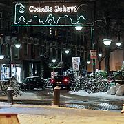 NLD/Amsterdam/20101129 - Nachtelijk straten gemeente Amsterdam, Cornelis Schuytstraat