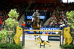 Von Eckermann Henrik, (SWE), Chacanno<br /> Longines FEI World Cup Jumping Final III B<br /> © Dirk Caremans