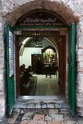 Israel, Jerusalem, Queen Helen Coptic orthodox church