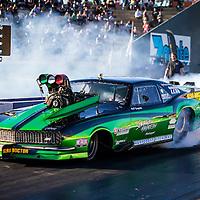 Daniel Gregorini - 2299 - Scratch & Match Motorsport - Chevrolet Camaro - Top Doorslammer (T/D)