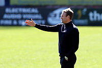 Simon Rusk. Aldershot Town FC 1-2 Stockport County FC. Vanarama National League. The EBB Stadium. 2.4.21