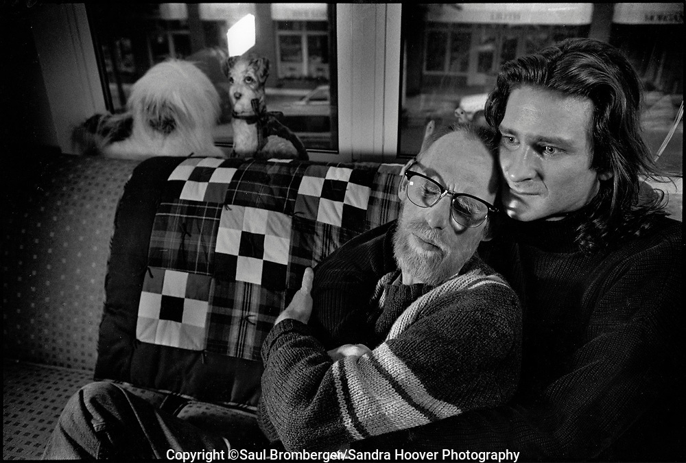 """A documentary photo essay about some of the men and women living and battling the ravaging and horrific effects of AIDS, at the Bailey-Boushay House, an AIDS Hospice, in Seattle, WA., from June 1992 to April 1995.<br /> <br /> Opened in June 1992, B.B.H. was developed by AIDS Housing of Washington as the first new nursing care residence and day health program in America for HIV/AIDS patients.<br /> <br /> Our purposes were to humanize AIDS, to compel the viewer to say """"this could be me,"""" and to educate those who did not see the disease and its victims face to face; and, to show the dignity and loving care that the B.B.H. community - the staff, volunteers, and families - provided to people living with AIDS in their final stages of life. """"It provides a respectful place for a major passage in life,"""" said Administrator Christine Hurley."""