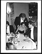 Ghislaine Maxwell, James Mcmullen's 30th Clivenden. October 1986.