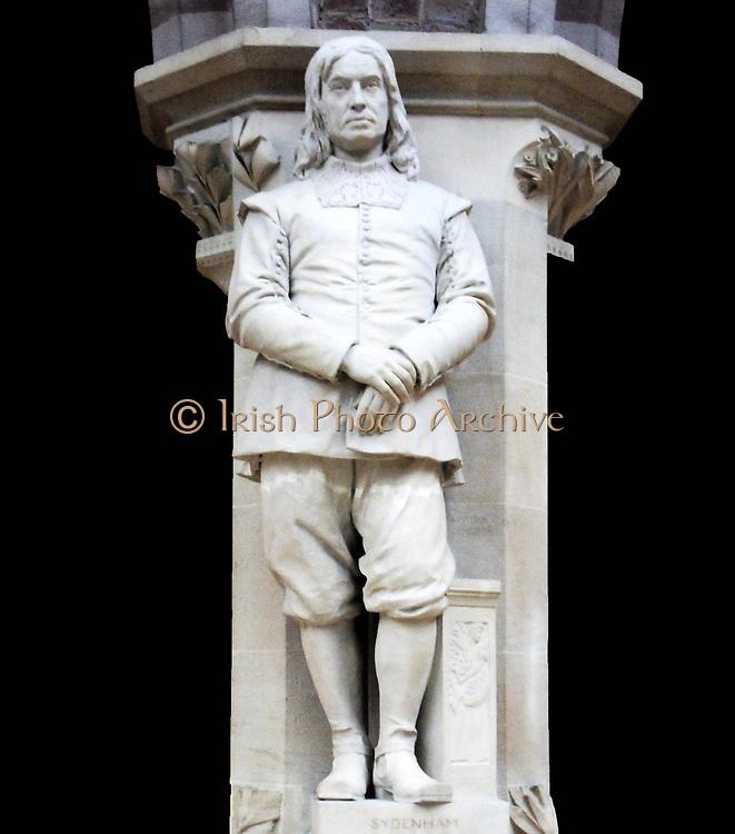 Sydenham, statue