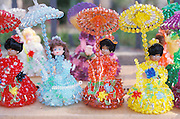 souvenir beaded dolls