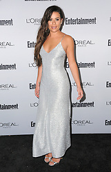 Lea Michele bei der 2016 Entertainment Weekly Pre Emmy Party in Los Angeles / 160916<br /> <br /> ***2016 Entertainment Weekly Pre-Emmy Party in Los Angeles, California on September 16, 2016***