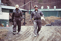 Miners, Cannelton, West Virginia