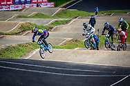 2021 UCI BMXSX World Cup<br /> Round 4 at Bogota (Colombia)<br /> 1/8 Final<br /> ^me#741 ARBOLEDA OSPINA, Diego Alejandro (COL, ME) GW