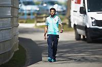Benoit Tremoulinas  - 23.03.2015 -Equipe de France - Arrivee des joueurs a Clairefontaine<br />Photo : Andre Ferreira / Icon Sport