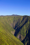 Headwaters, Waimanu Valley, North Kohala, Big Island of Hawaii
