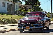 Dodge in Manzanillo, Granma, Cuba.