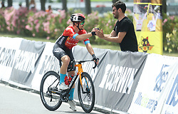 Jan Tratnik during Slovenian National Road Cycling Championships 2021, on June 20, 2021 in Koper / Capodistria, Slovenia. Photo by Vid Ponikvar / Sportida