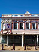 The YMCA building along Tay Street, Invercargill, New Zealand