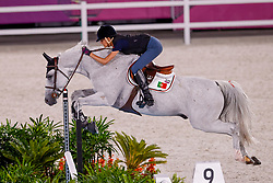 Diniz Luciana, POR, Vertigo Du Prelet, 379<br /> Olympic Games Tokyo 2021<br /> © Hippo Foto - Dirk Caremans<br /> 01/08/2021