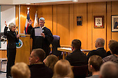 Swearing In of Council
