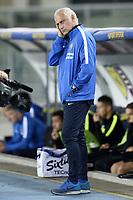 Andrea Mandorlini Hellas <br /> Verona 03-10-2015 Stadio Bentegodi Football Calcio 2015/2016 Serie A Chievo - Hellas Verona. Foto Daniele Buffa / Image Sport / Insidefoto