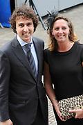 Prinsjesdag 2014 - Aankomst Politici op het Binnenhof.<br /> <br /> Op de foto:  Jesse Klaver