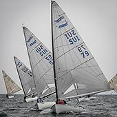 Finn Swiss int. Championship CVGrandson