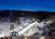 The Winter X Games in Aspen, Colorado.