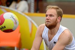 20150621 NED: Wildcard WK Beachvolleybal, Amstelveen<br /> In Amstelveen werd er voor de laatste ticket voor het WK gestreden / Ivo van Breukelen, radio 538