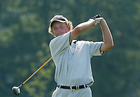 AMBT-DELDEN - Winnaar Jan Willem van Hoof.  NK Matchplay golf op de Twentsche GC. COPYRIGHT KOEN SUYK