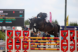 Bossaerts Stef, BEL, Mr. Jones<br /> Belgian Championship horses 6 years of age<br /> Gesves - 2018<br /> © Hippo Foto - Julien Counet<br /> 15/08/2018