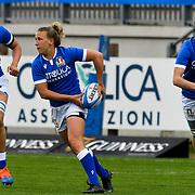 Parma 10/04/2021 Stadio Sergio Lanfranchi<br /> Sei Nazioni femminile 2021<br /> Italia vs Inghilterra <br /> <br /> Veronica Madia