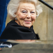 NLD/Amsterdam/20180203 - 80ste Verjaardag Pr. Beatrix, Prinses Beatrix