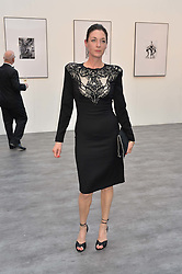 MARY McCARTNEY at British Vogue's Centenary Gala Dinner in Kensington Gardens, London on 23rd May 2016.