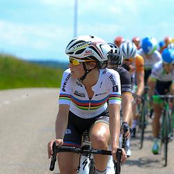 27-05-2016: Wielrennen: Boels Rental Classic: Valkenburg  <br />VALKENBURG (NED) wielrennen  <br />Lizzy Armitstead