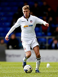 Josh Vela of Bolton Wanderers - Mandatory by-line: Matt McNulty/JMP - 15/04/2017 - FOOTBALL - Boundary Park - Oldham, England - Oldham Athletic v Bolton Wanderers - Sky Bet League 1