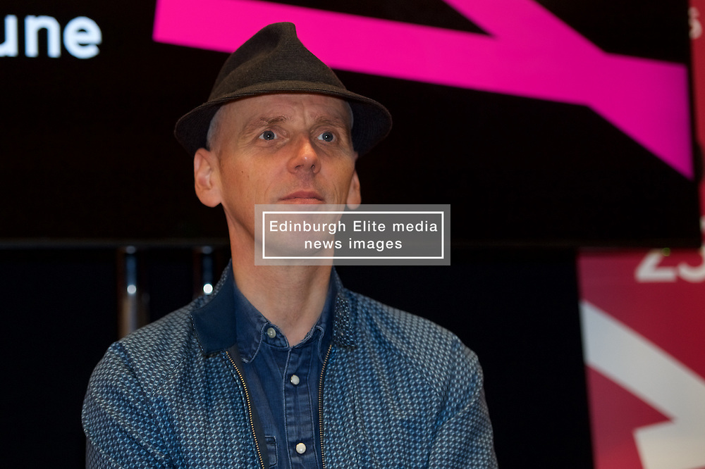 Edinburgh International Film Festival Youth Hub enables young people to meet and learn from experienced industry professionals and visiting filmmakers this year has Ewan Bremner in person, Youth Hub Friday 23rd June 2017(c) Brian Anderson   Edinburgh Elite media
