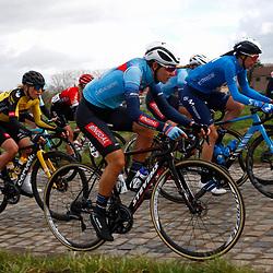 14-03-2021: Wielrennen: GP Oetingen: Oetingen: Thalita de Jong