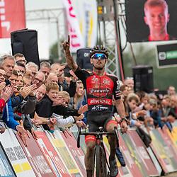 13-10-2019: Cycling: Superprestige Veldrijden: Gieten <br />Eli Iserbyt
