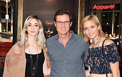 HOLLYWOOD, CA - AUGUST 07: Actress attends the premiere of New Line Cinema's 'Annabelle: Creation' at TCL Chinese Theatre IMAX on August 07, 2017 in Los Angeles, California. 07 Aug 2017 Pictured: HOLLYWOOD, CA - AUGUST 07: Actor Eric Close (C) and daughters Katie Close (L) and Ella Close (R) attend the premiere of New Line Cinema's 'Annabelle: Creation' at TCL Chinese Theatre IMAX on August 07, 2017 in Los Angeles, California. Photo credit: Jeffrey Mayer / MEGA TheMegaAgency.com +1 888 505 6342