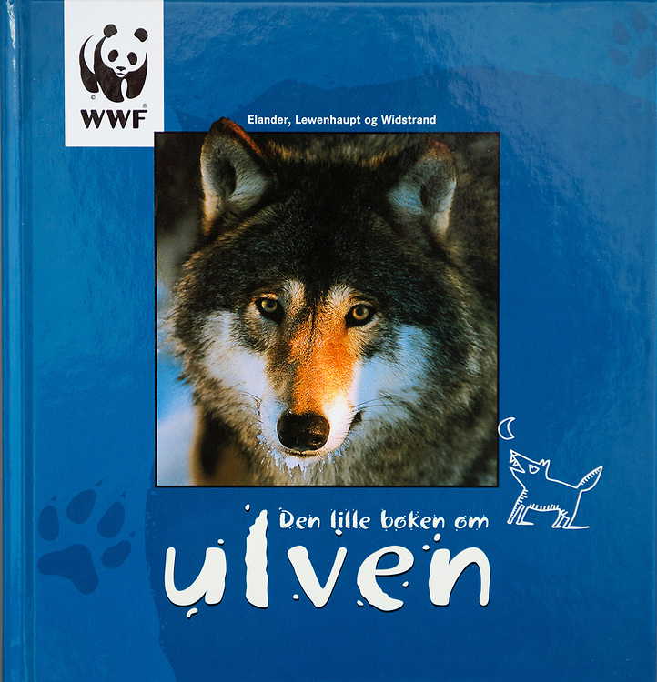 Den lille boken om Ulven, Norwegian, Egmont Bøker, 2000