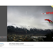 Sport in Focus, Sport Magazine edited by apspressimage - photo agency - Magazine ISSUE 1- Images Sports Collection- Photographs by Alejandro Sala