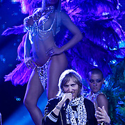 MON/Monte Carlo/20100512 - World Music Awards 2010, David Guetta met showdanseres