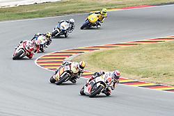 17.07.2010, Sachsenring, GER, MotoGP, Deutschland Grand Prix 2010, im Bild , Moto2 EXPA Pictures © 2010, PhotoCredit: EXPA/ nph/  Hammes+++++ ATTENTION - OUT OF GER +++++ / SPORTIDA PHOTO AGENCY