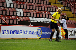 DAS advertising - Photo mandatory by-line: Dougie Allward/JMP - Mobile: 07966 386802 - 13/11/2014 - SPORT - Football - Bristol - Ashton Gate - Bristol Academy Womens FC v FC Barcelona - Women's Champions League