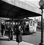 San Francisco cable car, Union Square