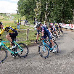 23-08-2020: Wielrennen: NK elite: Drijber<br />Pascal Eenkhoorn, Mathieu van der Poel