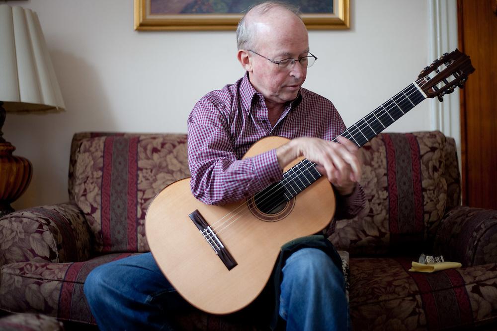 Portraits of Carlos Barbosa-Lima.