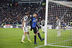December 9, 2017 - Turin, Piedmont, Italy - Mauro Icardi (FC Internazionale) during the Serie A football match between Juventus FC and FC Internazionale at Allianz Stadium on 09 December, 2017 in Turin, Italy. (Credit Image: © Massimiliano Ferraro/NurPhoto via ZUMA Press)